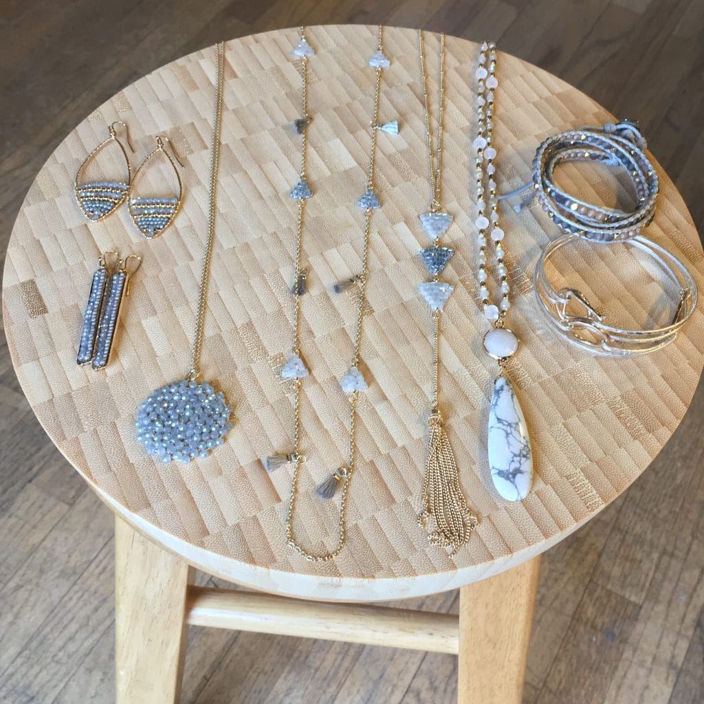 New Jewelry For Spring 2018
